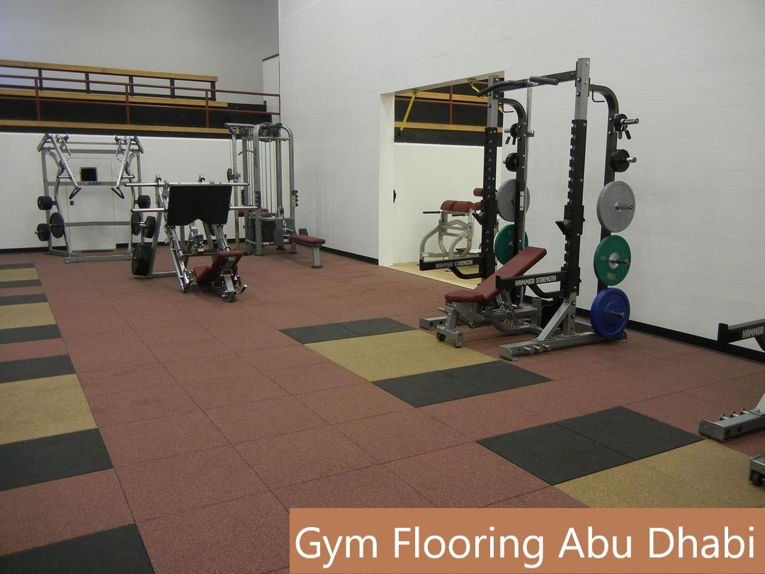 Gym Flooring Abu Dhabi