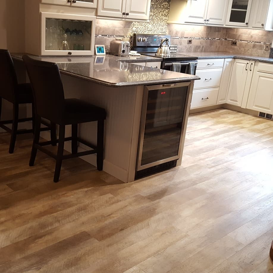 Kitchen Flooring Abu Dhabi