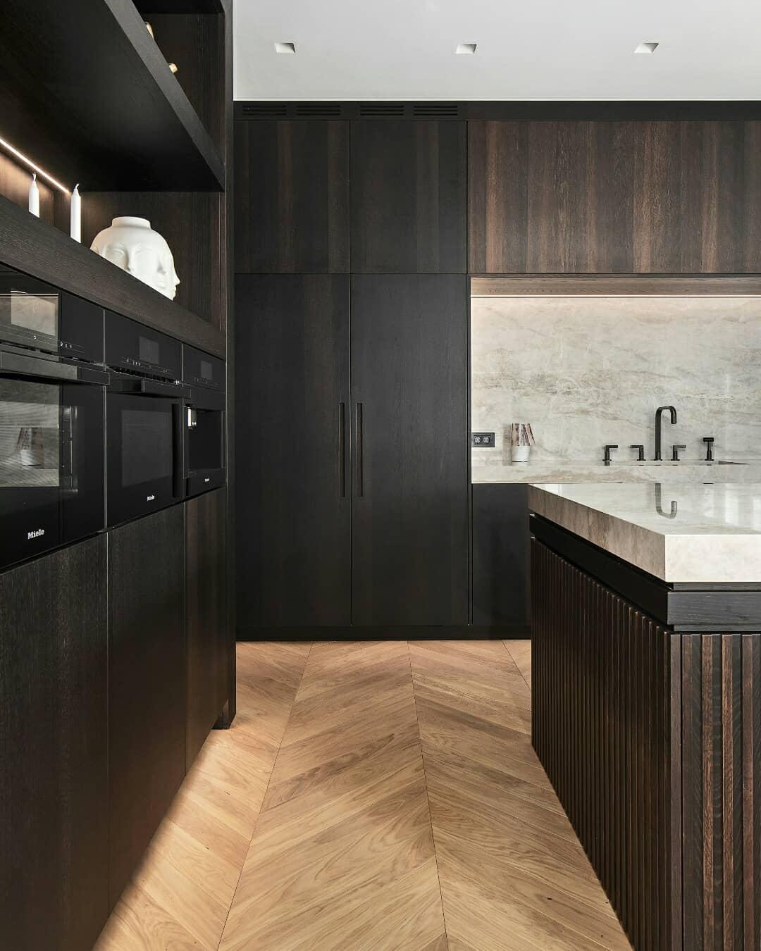Kitchen Floor in Dubai