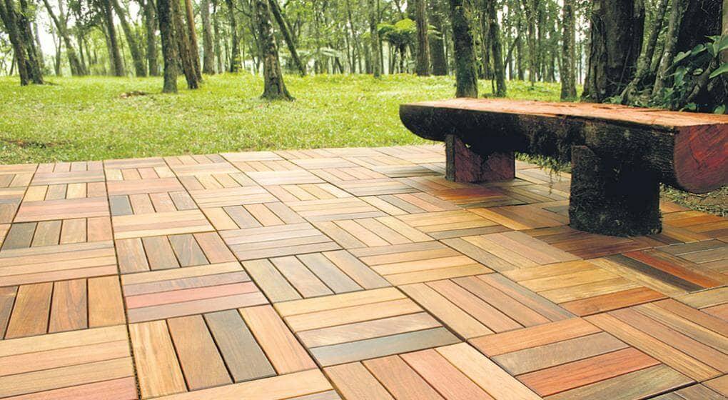 Luxury Outdoor Flooring Abu Dhabi